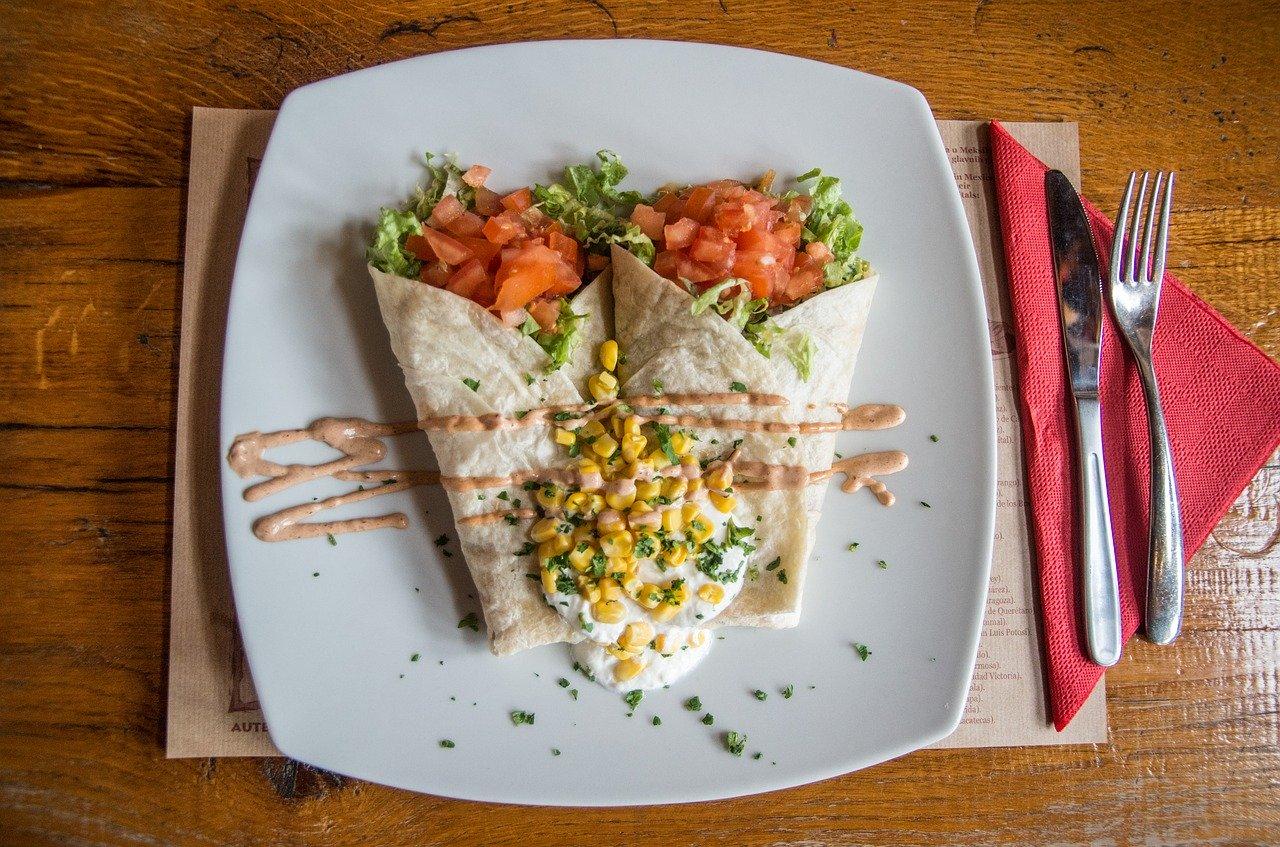 burrito, food, mexican